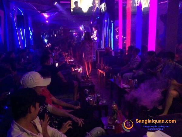 Cần sang quán cafe DJ mặt tiền đường Phan Huy Ích, quận Tân Bình - giá thuê cực rẻ 14tr/tháng.