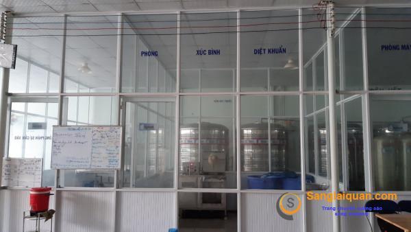 Sang nhượng công ty TNHH Sản Xuất Thương Mại nước tinh khiết Bataco.