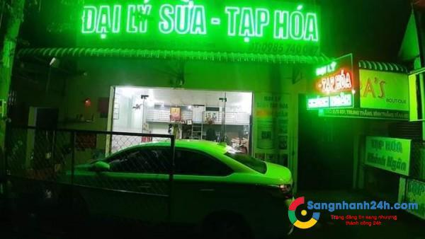 Cần sang gấp mặt bằng ĐT743A khu phố Trung Thắng, Bình Thắng, Dĩ An.