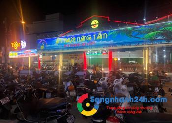 Sang quán ăn Ẩm Thực Nàng Tấm -Tân Phú